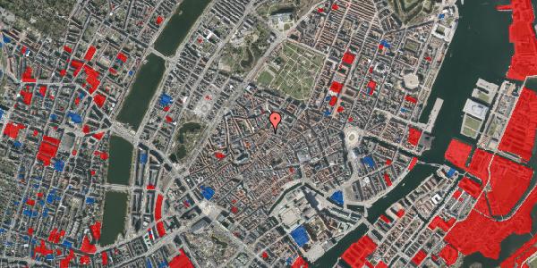 Jordforureningskort på Skindergade 2C, 3. th, 1159 København K