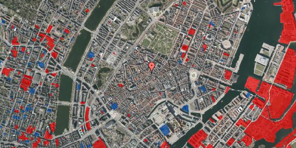 Jordforureningskort på Skindergade 2, 4. th, 1159 København K