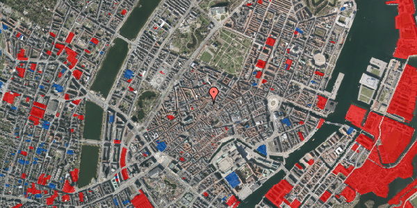 Jordforureningskort på Skindergade 5, st. , 1159 København K