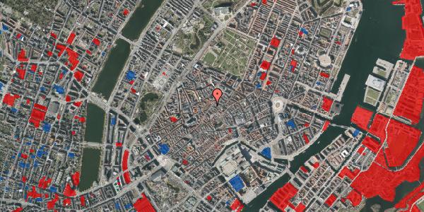Jordforureningskort på Skindergade 5, 1. , 1159 København K