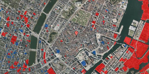 Jordforureningskort på Skindergade 7, 3. , 1159 København K