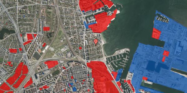 Jordforureningskort på Solvænget 11, 2100 København Ø