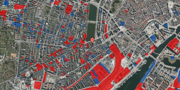 Jordforureningskort på Stenosgade 7, kl. 3, 1616 København V