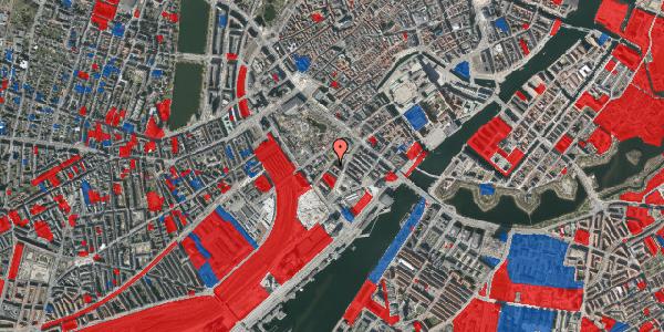 Jordforureningskort på Stoltenbergsgade 1, 1. tv, 1576 København V