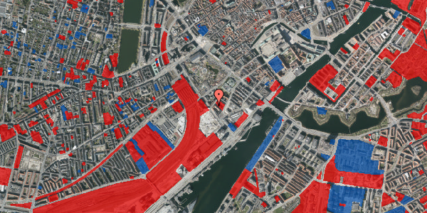 Jordforureningskort på Stoltenbergsgade 9, kl. 2, 1576 København V