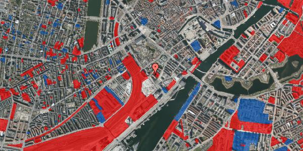 Jordforureningskort på Stoltenbergsgade 9, kl. 4, 1576 København V