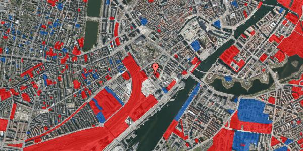 Jordforureningskort på Stoltenbergsgade 9, 3. mf, 1576 København V