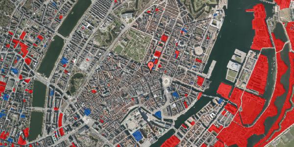 Jordforureningskort på Store Regnegade 5, 1. th, 1110 København K