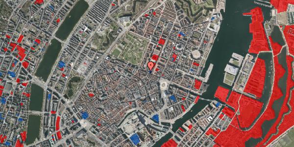 Jordforureningskort på Store Regnegade 19A, 1. 1, 1110 København K