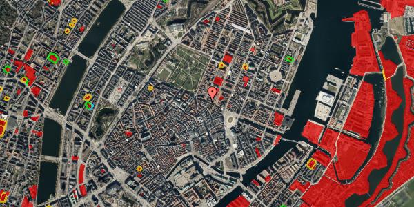 Jordforureningskort på Store Regnegade 19A, 2. mf, 1110 København K