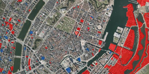 Jordforureningskort på Store Regnegade 19A, 3. mf, 1110 København K