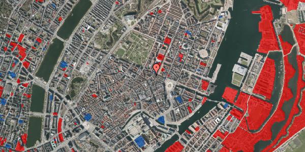 Jordforureningskort på Store Regnegade 24, 1. , 1110 København K