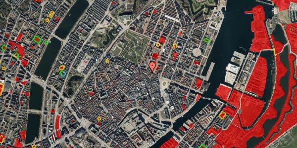 Jordforureningskort på Store Regnegade 26A, 1. , 1110 København K
