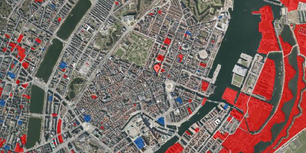 Jordforureningskort på Store Regnegade 26A, 3. tv, 1110 København K