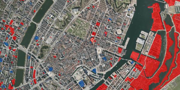 Jordforureningskort på Store Regnegade 26C, 1. tv, 1110 København K