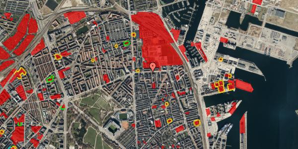 Jordforureningskort på Strandboulevarden 137, 4. th, 2100 København Ø