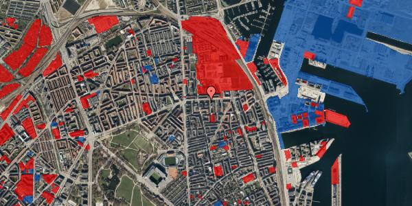Jordforureningskort på Strandboulevarden 137, 5. tv, 2100 København Ø