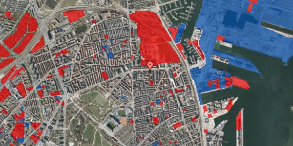 Jordforureningskort på Strandboulevarden 139, st. tv, 2100 København Ø