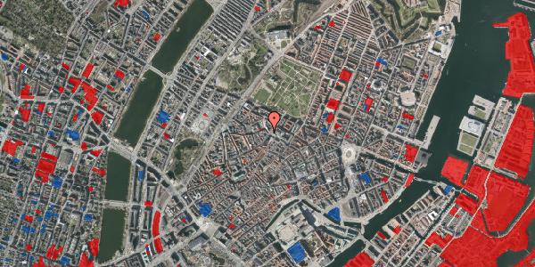 Jordforureningskort på Suhmsgade 1, st. th, 1125 København K