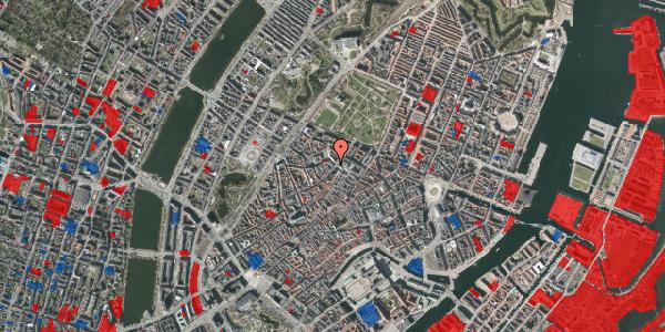 Jordforureningskort på Suhmsgade 1, 3. , 1125 København K