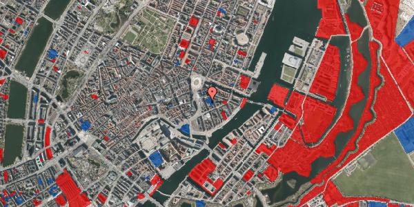 Jordforureningskort på Tordenskjoldsgade 11, 3. th, 1055 København K