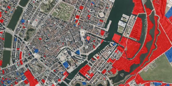 Jordforureningskort på Tordenskjoldsgade 14A, 1055 København K