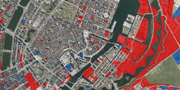 Jordforureningskort på Tordenskjoldsgade 14, 4. th, 1055 København K