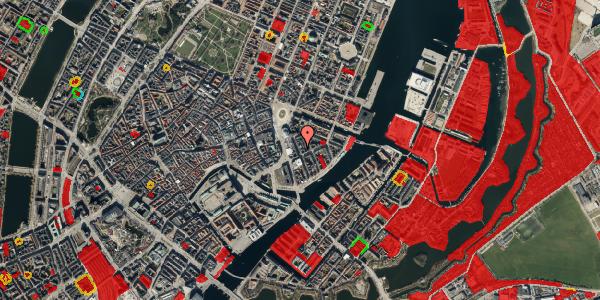 Jordforureningskort på Tordenskjoldsgade 17, 4. , 1055 København K