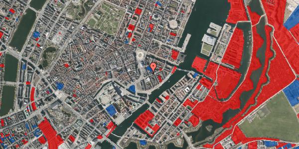 Jordforureningskort på Tordenskjoldsgade 19, 1. th, 1055 København K