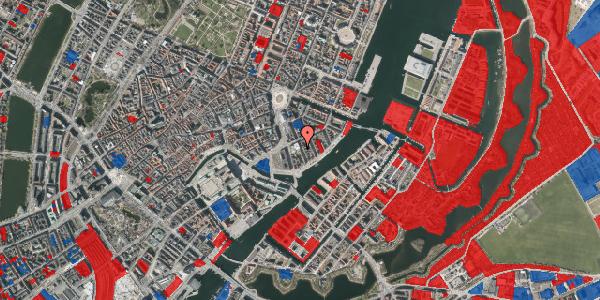 Jordforureningskort på Tordenskjoldsgade 24, 1. th, 1055 København K