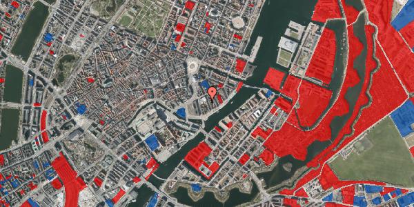 Jordforureningskort på Tordenskjoldsgade 26, 1. tv, 1055 København K