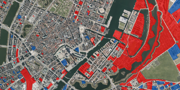 Jordforureningskort på Tordenskjoldsgade 27B, st. , 1055 København K