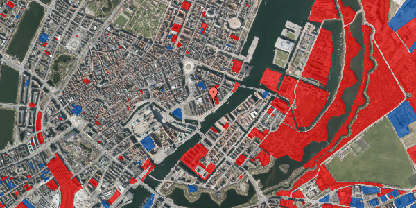Jordforureningskort på Tordenskjoldsgade 27C, st. , 1055 København K