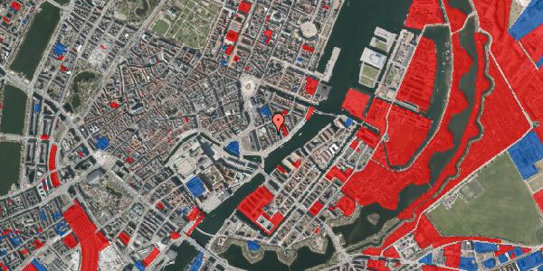 Jordforureningskort på Tordenskjoldsgade 27, 1. th, 1055 København K