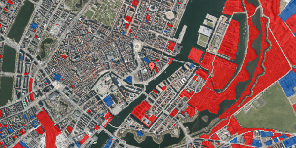 Jordforureningskort på Tordenskjoldsgade 28, 2. tv, 1055 København K
