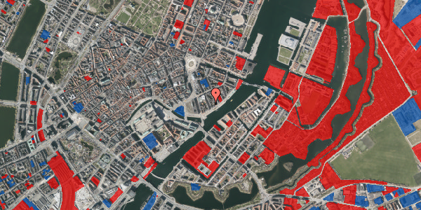 Jordforureningskort på Tordenskjoldsgade 31, 4. th, 1055 København K