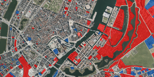 Jordforureningskort på Tordenskjoldsgade 32, st. tv, 1055 København K