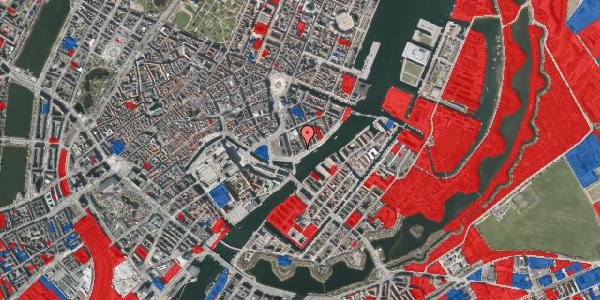 Jordforureningskort på Tordenskjoldsgade 34A, 1. , 1055 København K