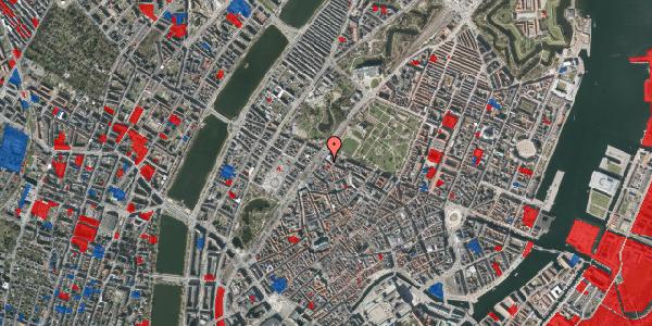 Jordforureningskort på Tornebuskegade 7, 1. , 1131 København K