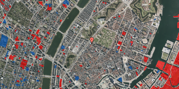 Jordforureningskort på Tornebuskegade 9, st. tv, 1131 København K