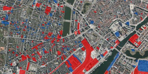 Jordforureningskort på Trommesalen 5, 4. tv, 1614 København V