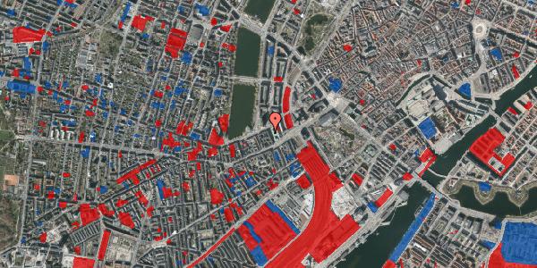 Jordforureningskort på Trommesalen 7, 1. , 1614 København V