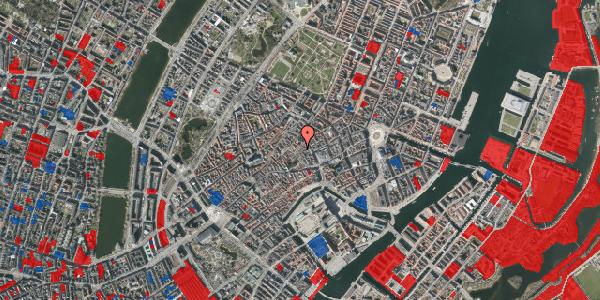 Jordforureningskort på Valkendorfsgade 11, st. tv, 1151 København K