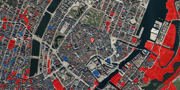 Jordforureningskort på Valkendorfsgade 13, st. 1, 1151 København K