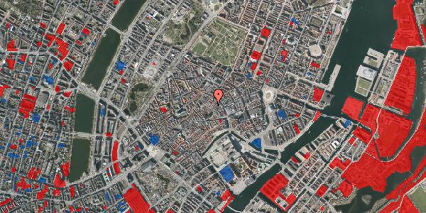Jordforureningskort på Valkendorfsgade 13, 1. , 1151 København K