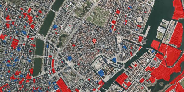 Jordforureningskort på Valkendorfsgade 20, st. tv, 1151 København K