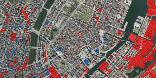 Jordforureningskort på Valkendorfsgade 22, 3. tv, 1151 København K
