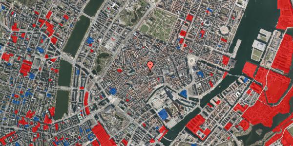 Jordforureningskort på Valkendorfsgade 30, 4. , 1151 København K