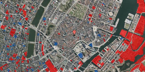 Jordforureningskort på Valkendorfsgade 36, 3. , 1151 København K