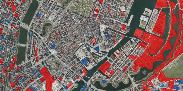 Jordforureningskort på Ved Stranden 8, 3. , 1061 København K